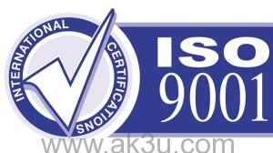 ISO 9001 2008 Dual Language English Indonesia