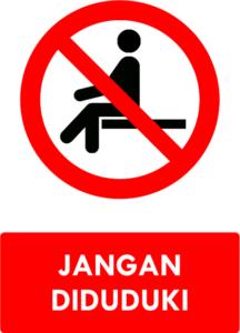 Jangan Di Duduki